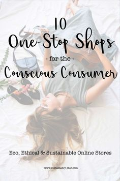 10 One-Stop Shops for the Conscious Consumers when you need to buy from more than just one brand, check out these great curated places! Online Shopping, Ethical Shopping, Online Shops, Sites Online, Best Deals Online, Shopping Sites, Online Boutiques, Ethical Fashion Brands, Fashion Sites