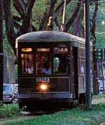 The St. Charles Streetcar in New Orleans - NJ reco!