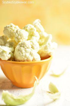 Różyczka kalafiora. Cauliflower, Vegetables, Food, Instant Pot, Head Of Cauliflower, Veggies, Cauliflowers, Veggie Food, Meals
