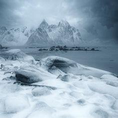 Icy Fjords by mariuskasteckas