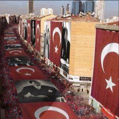 BAYRAĞIMIZ  ve ATAMIZ ,Mustafa Kemal Ataturk
