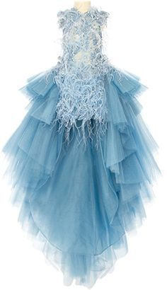 Mischka Aoki - Luxury brand for children Ice Dresses, Pageant Dresses, Little Girl Dresses, Girls Dresses, Flower Girl Dresses, Ice Queen Costume, Ice Princess Costume, Dance Outfits, Kids Outfits