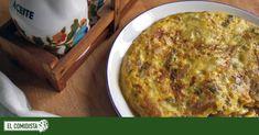 Huevos, bacalao, cebolla y pimiento, cuatro elementos para conseguir una de las obras maestras del arte tortillil. Se hace más rápido de lo que piensas y el punto de jugosidad se puede adaptar a todos los gustos.