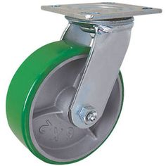 Select Swivel Castor 150mm 4029P Swivel castor ideal for use in environments where oils and chemicals are prevalent. http://www.MightGet.com/april-2017-1/select-swivel-castor-150mm-4029p.asp