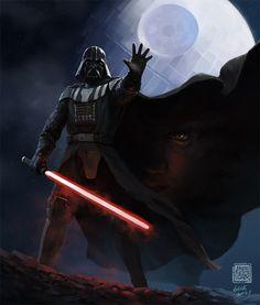Darth Vader by 6kart.deviantart.com on @DeviantArt