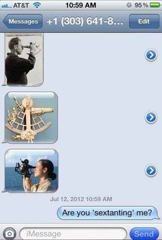 The Sextant: