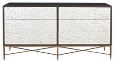 Bernhardt Interiors Adagio Dresser in Espresso 353-052