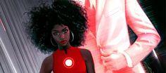 Meet Riri Williams, Marvel's Latest Superhero; Read Her Background Inside | BlackandMarriedWithKids.com