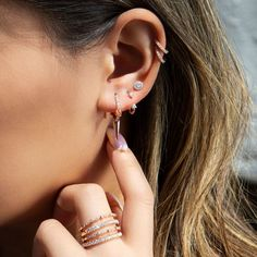 Layer your ears with 30% OFF all jewelry!! Use code TAX30! Sale ends 4/15 at midnight!