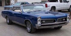 67 gto convertible for sale | Feature Car 1967 Ponitac GTO Convertible