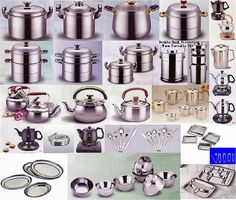 Features of Stainless Steel Products