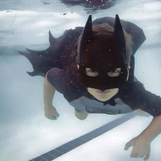 Underwater #kids photography #costume