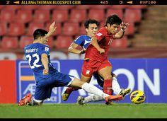 Philippine Azkals loss to Thailand 2-1 in AFF Suzuki Cup 2012 opener   ALLAN is the MAN