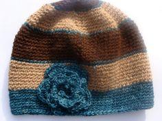 Women's Hat Beanie Hand Crocheted  Alpaca by TheFarmBoutique, $38.00