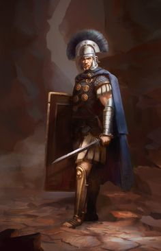 Roman_concept • JORGE BARRERO ART