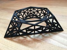 3d Printed Statement Bangle From Melbourne design house Accessory Emergency
