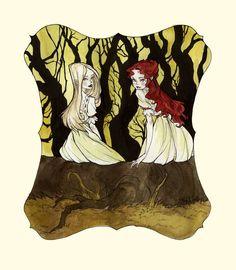 Rose Red Snow White by AbigailLarson on DeviantArt