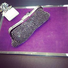 #purse#sparkle#elegant#wedding#jewellery#grad#bridal#hautecouture#hipster#fashionista #trendy2014 #fashionista #fashionaddict at#batteryhouseplus #sherwoodparkmall #fantasygoldsmiths