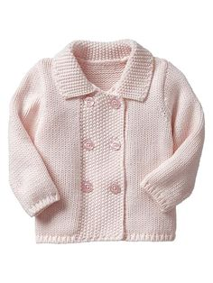 Double-breasted cardigan Product Image