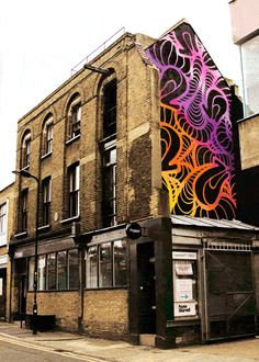 Unbelievable Street Art GIFs.. Painted over and over, photographed then gif'ed    Love it!