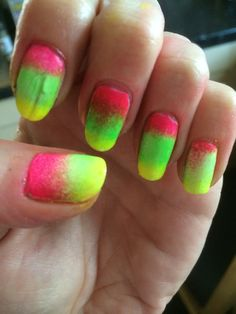 gradient bright and eye catching