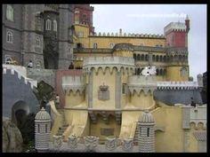 Travel tip for Sintra - Portugal   Palácio Nacional da Pena and the Convent of the Frairs Minor Capuchin