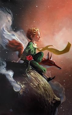 Pinzellades al món: Il·lustracions del Petit Príncep / Ilustraciones del Principito / Illustrations of the Little Prince
