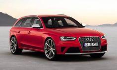 #Audi #RS4avant. Plaisir de conduite décuplé.