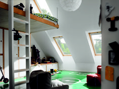 loft bed !