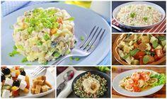 Las 10 ensaladas que más pide la gente en todo el mundo...
