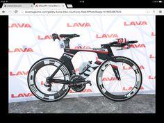 P5 Ironman bike