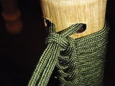 Paracord Handle Wrapping Tutorial: