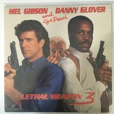 Lethal Weapon 3 Laserdisc