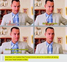 Top 24 Forrest Gump Memes - Quotes and Humor Forrest Gump Memes, Movies Showing, Movies And Tv Shows, Schindlers Liste, Cries In Spanish, Cd R, Film Serie, Cultura Pop, New People