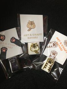 KOTORI - Cat stamps