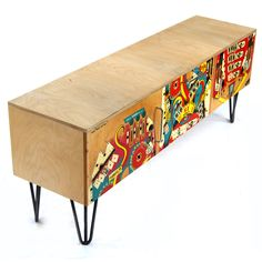 Pinball Storage Bench. http://www.themintlist.com/product/pinball-storage-bench