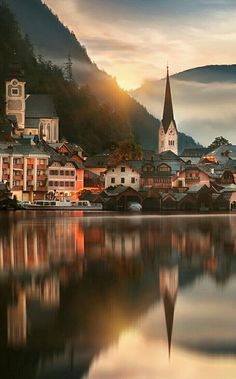 Austria Austria, Beautiful World, Beautiful Places, Celebrity Travel, Family World, Last Minute Travel, Travel Memories, Of Wallpaper, Wonders Of The World