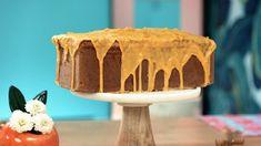A receita ainda leva calda de laranja, que leva apenas dois ingredientes Tiramisu, Cake, Ethnic Recipes, Desserts, Cake Receipe, Dessert, Crack Crackers, Recipes, Cakes