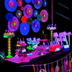 Ready to Glow on your #birthday ?  Watch out new #Glow #birthdaypartytheme  at Tee and Putt.  Join us and make your day with more fun,glow#gifts and games  #dalmamall #wafimalldubai