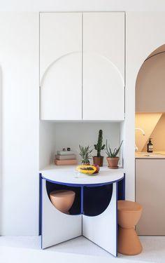 Paris Studio Apartment by Batiik Studio 2