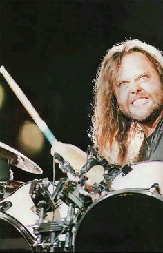 Lars Ulrich-Metallica...........