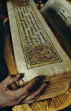 Buddhist Manuscripts Tibet