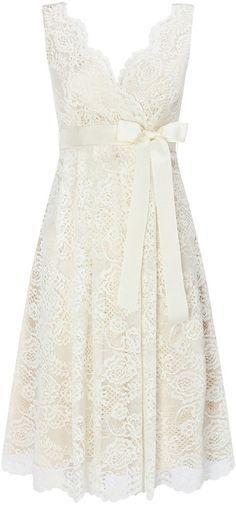 Sofia Short Bridal Dress on shopstyle.co.uk