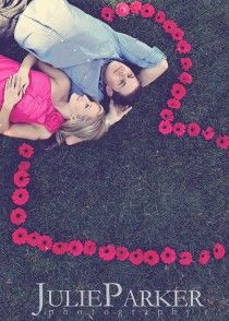I want to do this pic with the flowers he used to propose to me!