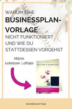 Businessplan-Vorlage ⎮ strategisches Konzept ⎮ Businessplan ⎮ Konzept entwickeln ⎮ Unternehmenskonzept ⎮ Geschäftsidee entwickeln ⎮