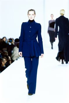 Calvin Klein Collection Fall 1996 Ready-to-Wear Fashion Show