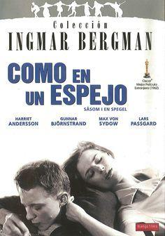 Como en un espejo [ [DVD-Vídeo] / director, guión Ingmar Bergman ; producción, Allan Ekelund