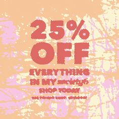 #SUNDAY #SALE #25% off Everything with Code GET25OFF  https://society6.com/cannymitts/s?q=random