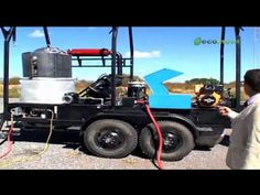Plastic to oil refinery - YouTube