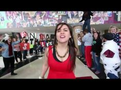 Nearly 4,000 students, teachers and staff at Martin High School in Arlington, Texas recorded this awesome lip dub to honor their classmate -- MD Anderson patient Taylor -- and raise money for cancer research. Love for my alma mater